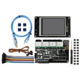 MKS Robin v1.0 moederbord + TMC2209-stuurprogramma's + MKS TFT28 touchscreenset voor Creality 3D 3D-printer