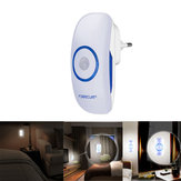 Taşınabilir PIR Hareketi Sensör Gövde İndüksiyon Işık Kontrolü Akıllı Gece Işığı Yatak Odası Salonunda