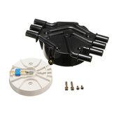 Distributor Cap and Rotor Kit For Chevrolet GMC Car V6 4.3L Vortec DR475 DR331