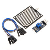 Snow Raindrops Humidity Rain Weather Detect Sensor Module