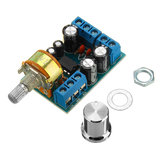 TDA2822M 1Wx2 Dual Channel Audio Amplifier Stereo Module Board Volume Control