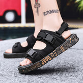 Sandals, Men's Sandals, Slippers, Men's And Women's Sandals, New Students, Casual, Thick, Tide