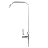 Stainless Steel Reverse Osmosis Faucet 360 Degree Swivel Spout Drinking Water Filter Faucet Single Handle Cold Water Tap