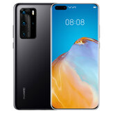 HUAWEI P40 Pro Global Version 6,58 polegadas 50MP Quad Câmera Traseira 8GB 256GB WiFi 6 NFC Kirin 990 5G Octa Core Smartphone