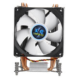 CPU Cooler 4 Cobre Heatpipe Cooler Fan 90mm 3Pin CPU Cooler Fan Cooling Dissipador de calor Radiador para Intel LGA 2011 X79 X99 299