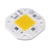 20W aquecem / o grânulo branco do bulbo da microplaqueta LED da ESPIGA de DIY para a luz de inundação AC180-240V