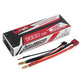 CNHL RACING SERIES 7.4V 7600mAh 100C 2S Bateria Lipo T Plug do samochodu RC