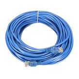 15m Cat5 65FT RJ45 Cavo Ethernet per Cat5e Cat5 RJ45 Cavo LAN per rete Internet Connettore