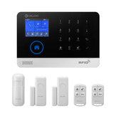 DIGOO DG-HOSA 433MHz 2G&GSM&WIFI Smart Home Security Alarm System Protective Shell Alert with APP