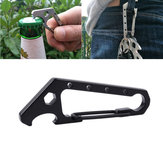 IPRee Multi Tools Carabiners Tactical Pocket Keychain Buckle Outdoor Camping Survival Travel Kits