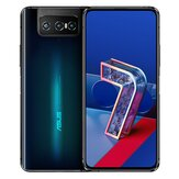ASUS ZenFone 7 ZS670KS 5G Global Version 8GB 128 GB Snapdragon 865 6,67 ιντσών FHD + AMOLED 90Hz Ρυθμός ανανέωσης NFC Android 10 5000mAh 64MP Τριπλή κάμερα Smartphone