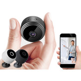 A9 Mini WIFI HD 1080P Draadloze IP-camera Home Security Nachtzicht 150 ° Groothoek
