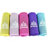 AONIJIE Cooling Sport Towel Ice Towel Fitness Running Artifact Soft Absorb Sweat Quick Dry