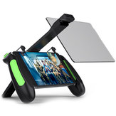 VR Shinecon B06 Phone Holder Gamepad Double Mirror Screen Amplifier for PUBG Mobile Game
