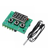 XH-W1601 DC12V Temperature Controller Temperature Control Board Semiconductor Refrigeration PID Heating With Display