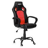 Douxlife® Classic GC-CL01 Cadeira para jogos de balanço flexível Design com material em PU Malha de alta respirabilidade Assento ampliado para home office