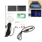 Software de banda completa 100KHz-1.7GHz Radio HF FM AM RTL-SDR Receptor Radio Kit de modulación de frecuencia