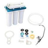 Système de filtration d'eau potable purifié par filtration à osmose inverse avec purificateur d'eau en 5 étapes