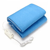 Electric Heated Blanket 140X110CM Temperature Control Type Safe Comfortable Warm Blankets Home