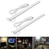 ZX 5W SMD 5730 USB-omskifter Justerbar LED Stiv Strip Hård Bar Light Tube Lamp DC5V