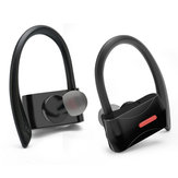 [True Wireless] Doppia radio Bluetooth Auricolari a sospensione stereo doppio Bluetooth cuffia