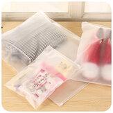 Dicker transparenter wasserdichter Kleidungs-Speicher-Beutel-Spielraum-Wäsche schützen Kosmetik-Plastikspeicher-Beutel