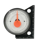 Mini Inclinometer Measurement Tool Protractor Tilt Level Meter Angle Finder Clinometer Slope Angle Meter