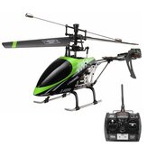 Feilun FX078 2.4G 4CH Single Blade RC Helicopter Mode 2 RTF