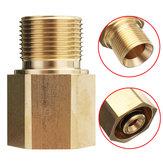Fácil cerradura a M22 Adaptador arandela de presión Manguera Adaptador de gatillo de acoplamiento para Karcher