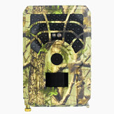 PR300A 12MP 120° 1080P Hunting Camera Time Recorder Wildlife Trail Trap Camera Wild Hunter for Home Security and Wildlife Monitoring
