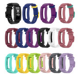 Bakeey Colorful Watch Band with Cover Case for Fitbit Ace 2 Inspire HR Smart Watch