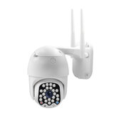 1080P 20X Zoom HD IP CCTV Camera Waterproof Outdoor WiFi PTZ Security Wireless IR Camera