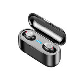 Mini Wireless Stereo bluetooth 5.0 Earbuds IPX7 Waterproof Touch Earphone Noise Reduction Handsfree Headphone