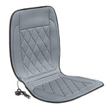 12V Car Front Seat Heated Cushion Winter Warmer Cover Heating Mat Universal
