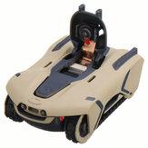 Mini VR vegyes valóságú WIFI FPV RC tartályos autó páncélozott terepjárók modell gyerekjátékok