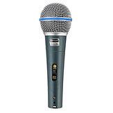 Mikrofon przewodowy RITASC 58A do konferencji karaoke