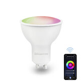 Difeisi DFS-EC-G001 GU10 Smart Bulb 450LM Color Temperature 2700K-6500K Works with Alexa and Google Assistant