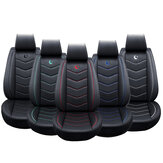 Universal Car Front Seat Cover Stol Pude Pad Mat Protector W / Headrest Cover