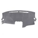 Grey Dashboard Cover Dash Mat Carpet Fabric For Nissan Altima 2007-12 Left Hand