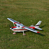 Cessna 182 V2 1410mm Wingspan Trainer Beginner EPO RC Airplane KIT/PNP with Flight Light and Front Landing Gear