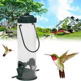 透明な防水吊り鳥フィーダー屋外バルコニー、給餌ツール用