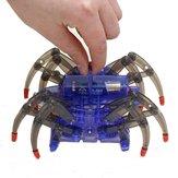 العنكبوت روبوت الحشرات DIY كيت ذكي لعبة روبوت للأطفال