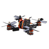Everyine Tyro79 140mm 3 palce DIY verze FPV Racing RC Drone F4 OSD 20A BLHeli_S 40CH 200mW 700TVL FPV Camera