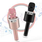 N6 bluetooth 5.0 Karaoke LED latarnia Shock Bass membrana magiczny głos domu KTV piękny dźwięk HD wysokiej jakości mikrofon