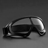 Óculos de areia à prova de poeira e antiembaçantes Óculos anti-respingos totalmente fechados
