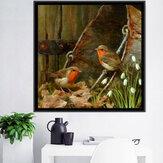 DIY بها بنفسك 5D الماس اللوحة الطيور الحيوان الفن الحرفية التطريز غرزة عدة اليدوية زخارف الجدران هدايا للأطفال الكبار