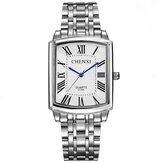 CHENXI CX-079A Casual Style Square Dial Couple Watch