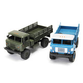 WPL B24 1/16 2.4G RTR 4WD RC Car Vehicles Modelo Caminhão militar