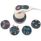 220V Home Infrared Electric Full Body Massager Weight Lost Anti-cellulite Machine