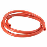 1M 5mm I/D 8mm O/D Petrol Fuel Hose Gas Oil Pipe Tube Universal For Motorcycle Bike